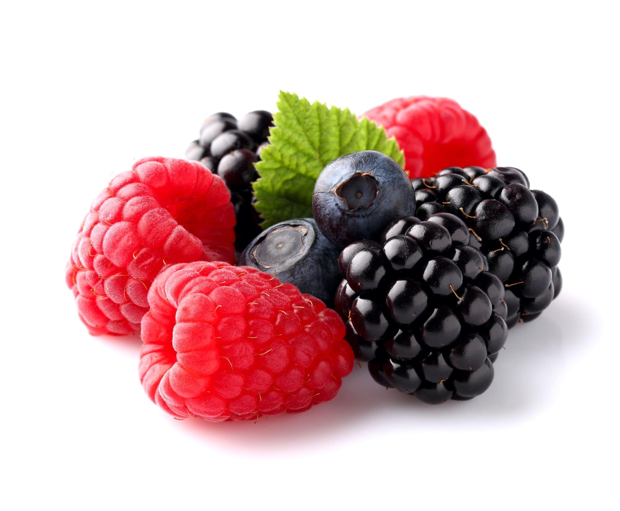 Darmgesundheit fördern durch Beeren das heimische Superfoods