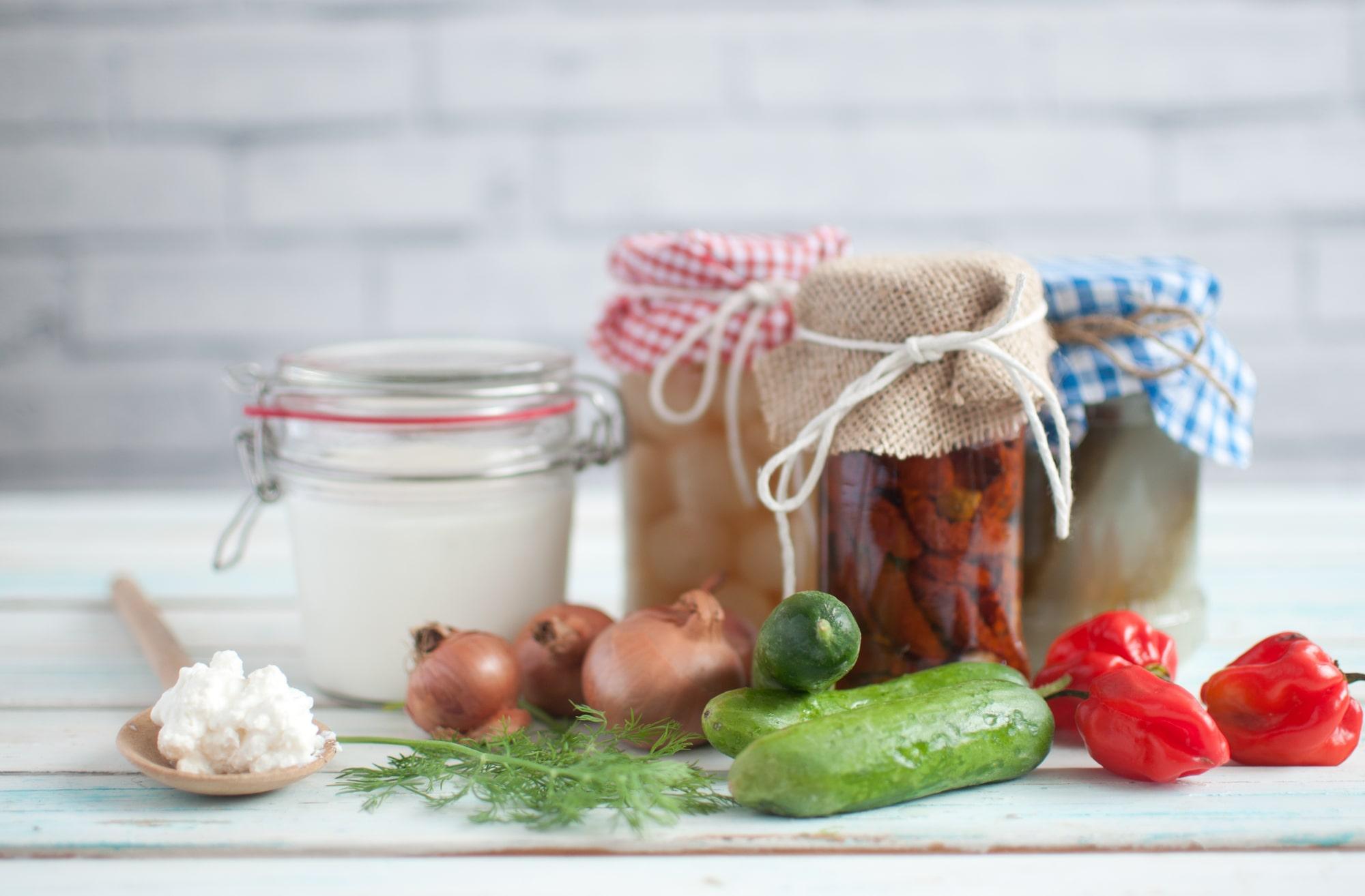 Probiotische fermentierte Lebensmittel, Fermentieren für Anfänger