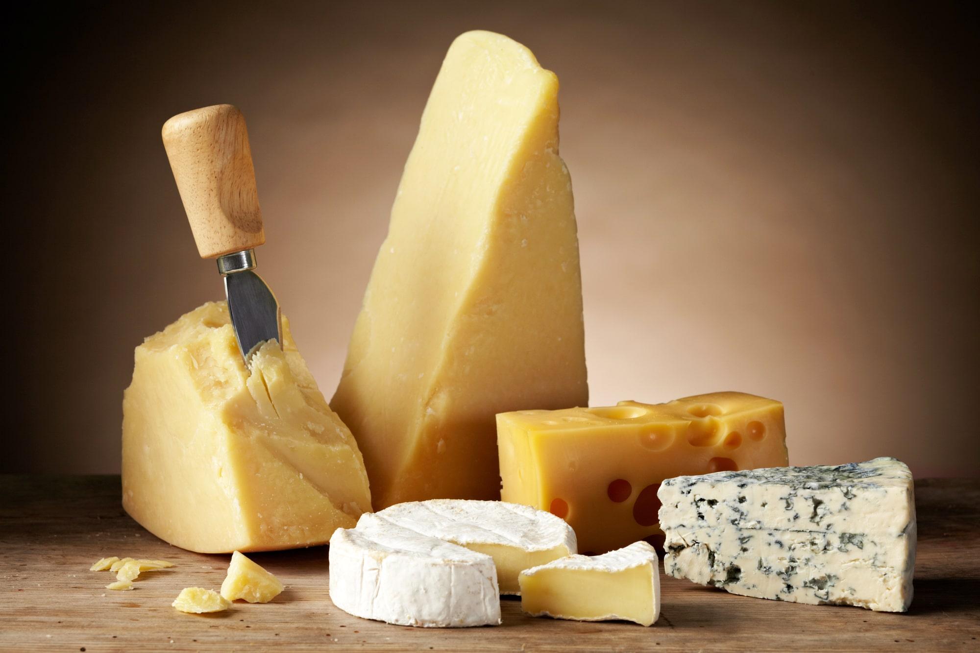 Laktosefreier Käse