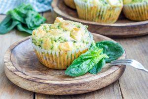 Parmesan Muffins